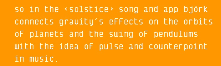 solstice end