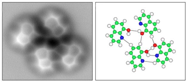 Hydrogen Bond visualization