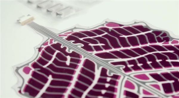 Printed organic solar cells