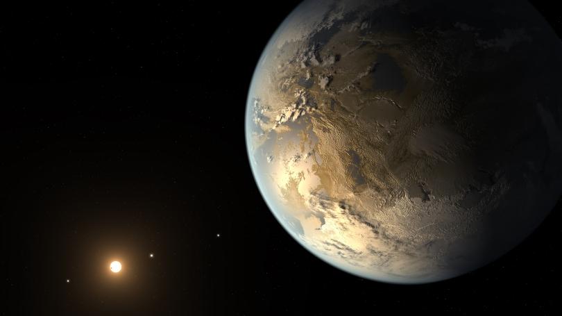 Kepler artisst concept